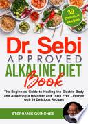 Dr  Sebi Approved Alkaline Diet Book