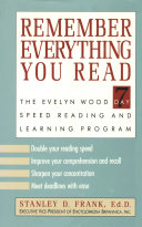 Remember Everything You Read ebook