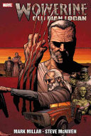 Wolverine: Old Man Logan banner backdrop