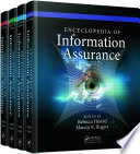 Encyclopedia of Information Assurance   4 Volume Set  Print