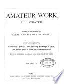 Amateur work  illustrated Book