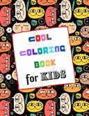 Cool Coloring Book for Kids
