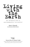 Living with the Earth   an Introduction to Environmental Philosophy Book