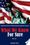 What We Know for Sure Book
