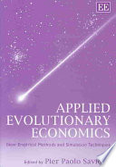 Applied Evolutionary Economics