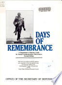 Days of Remembrance of the Victims of the Holocaust