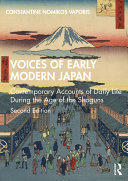 Voices of Early Modern Japan [Pdf/ePub] eBook