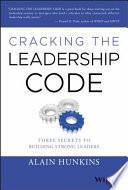 Cracking the Leadership Code Book PDF