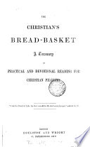 The Christian s bread basket Book