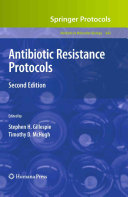 Antibiotic Resistance Protocols