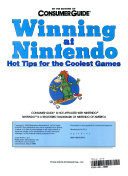 Winning at Nintendo Hot Tips for the Coolest Games