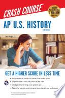 AP   U S  History Crash Course  4th Ed   Book   Online