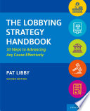 The Lobbying Strategy Handbook Book