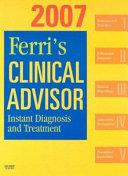 Ferri's Clinical Advisor 2011