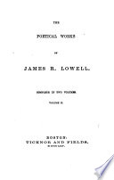 Fable for critics  Bigelow papers  Unhappy lot of Mr  Knott  An oriental apologue