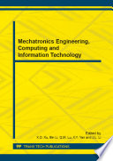 Mechatronics Engineering  Computing and Information Technology