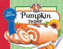 Our Favorite Pumpkin Recipes Book PDF