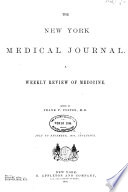 New York Medical Journal Book