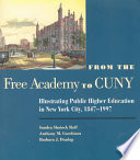 From the Free Academy to CUNY
