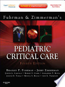 Pediatric Critical Care E-Book