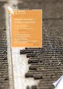 Scholarly Adventures in Digital Humanities
