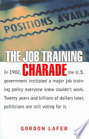 The Job Training Charade