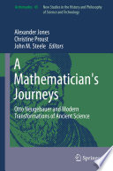 A Mathematician s Journeys Book