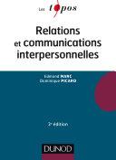 Pdf Relations et communications interpersonnelles - 3e éd Telecharger