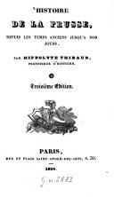 Histoire de la Prusse, depuis les temps anciens jusqu'à nos jours