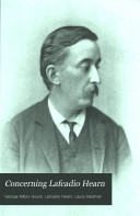 Concerning Lafcadio Hearn