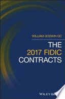 The 2017 FIDIC Contracts