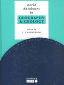 World Databases in Geography and Geology