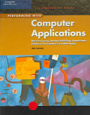 Performing With Computer Applications Book