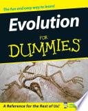 Evolution For Dummies Book PDF
