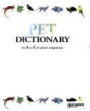 Pet Dictionary