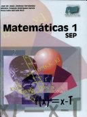 Matematicas 1 SEP