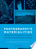 Photography S Materialities