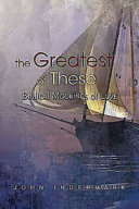 Pdf The Greatest of These
