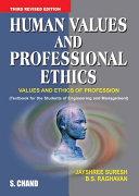 Human Values and Professional Ethics [Pdf/ePub] eBook