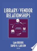 Library Vendor Relationships