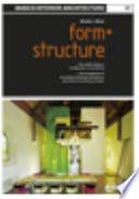 Basics Interior Architecture 01  Form and Structure Book PDF