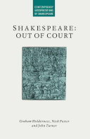 Shakespeare: Out of Court Pdf/ePub eBook