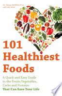 101 Healthiest Foods Book