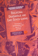 Educational Disadvantage and Early School Leaving  Demonstration Programme on Educational Disadvantage