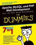 Apache, MySQL, and PHP Web development