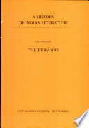 The Purāṇas by Ludo Rocher PDF