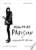 How To Be Parisian Book PDF