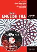 New English File: Elementary: Teacher's Book with Test and Assessment CD-ROM