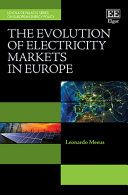 The Evolution of Electricity Markets in Europe