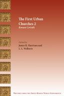 The First Urban Churches 2